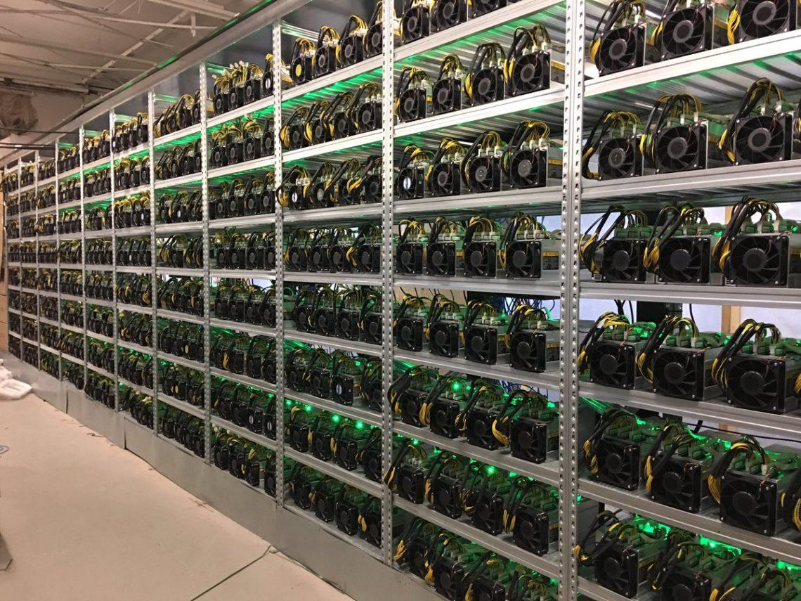 Kriptovaluta bányász farm