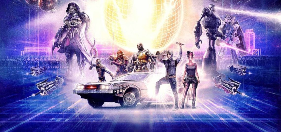 Ready Player One csapat - hunt for the easter eggs