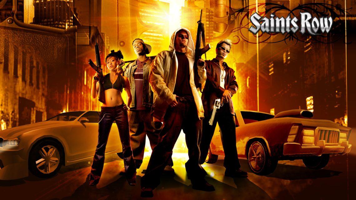 Saints Row 1 borító