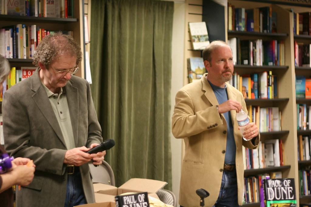 Brian Herbert és Kevin J. Anderson